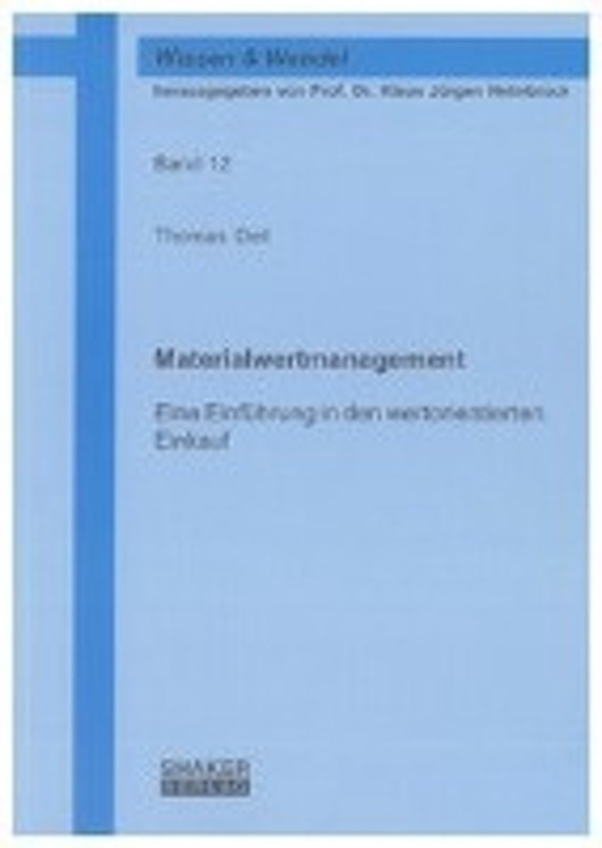 Materialwertmanagement