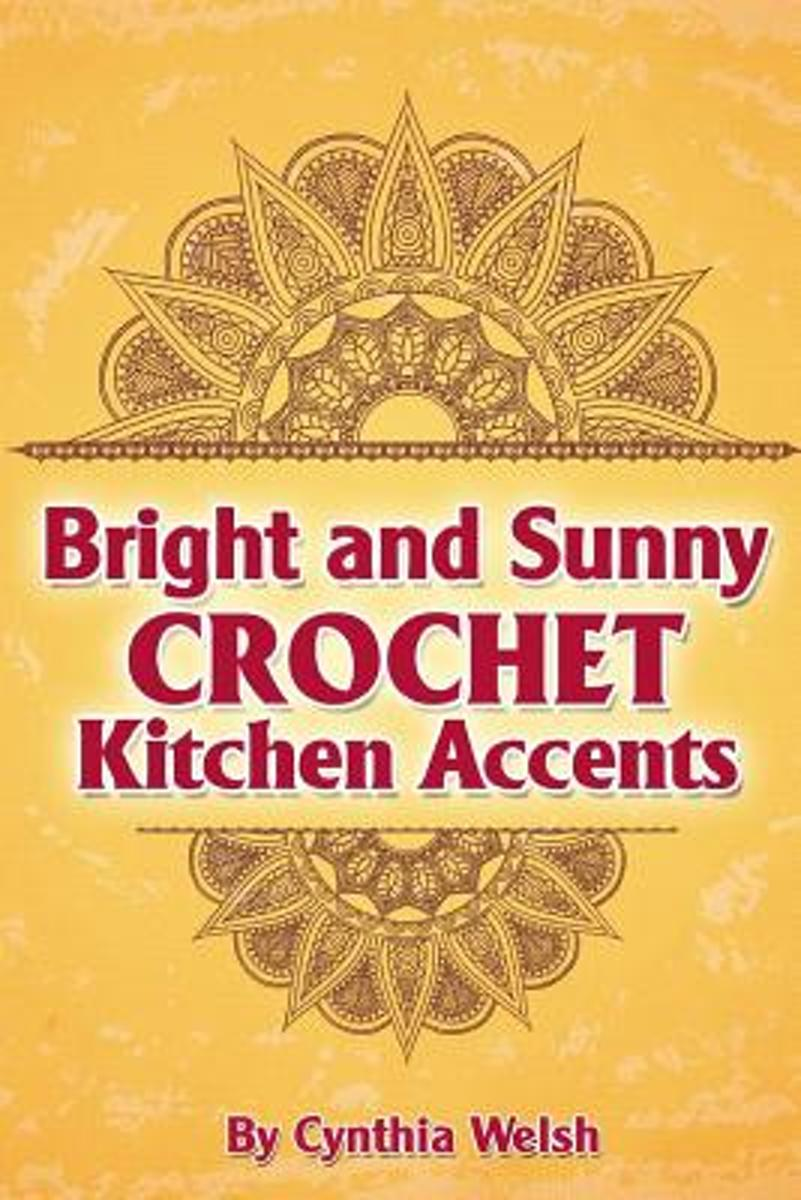 Bright and Sunny Crochet Kitchen Accents