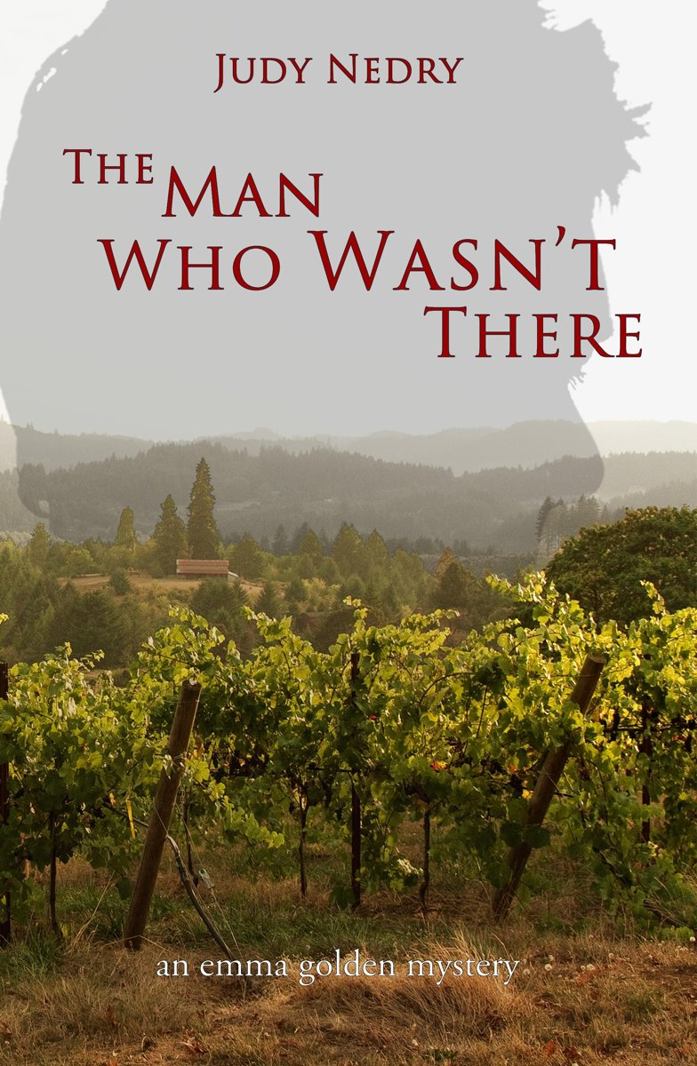 The Man Who Wasn't There, an Emma Golden mystery