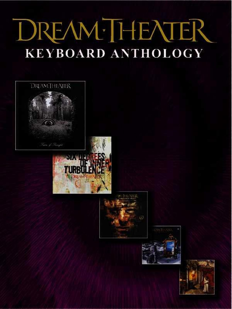 Dream Theater - Keyboard Anthology