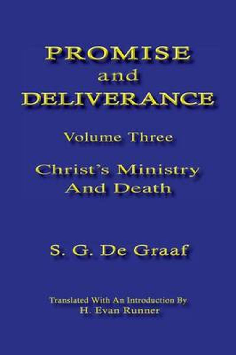 Promise and Deliverance
