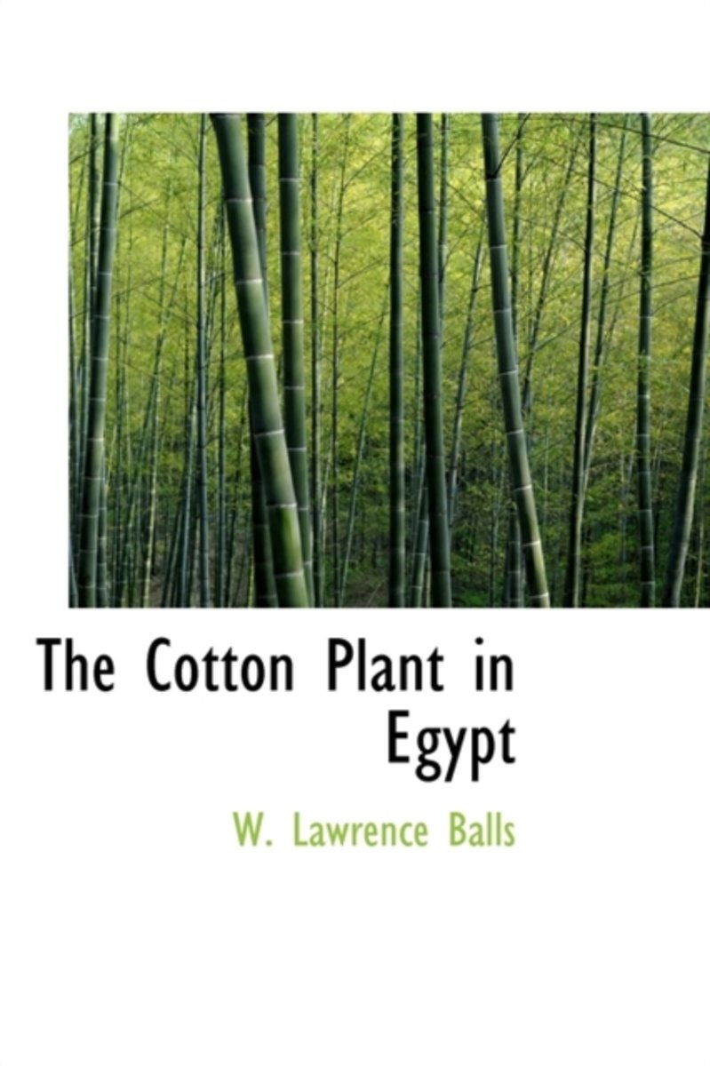 The Cotton Plant in Egypt