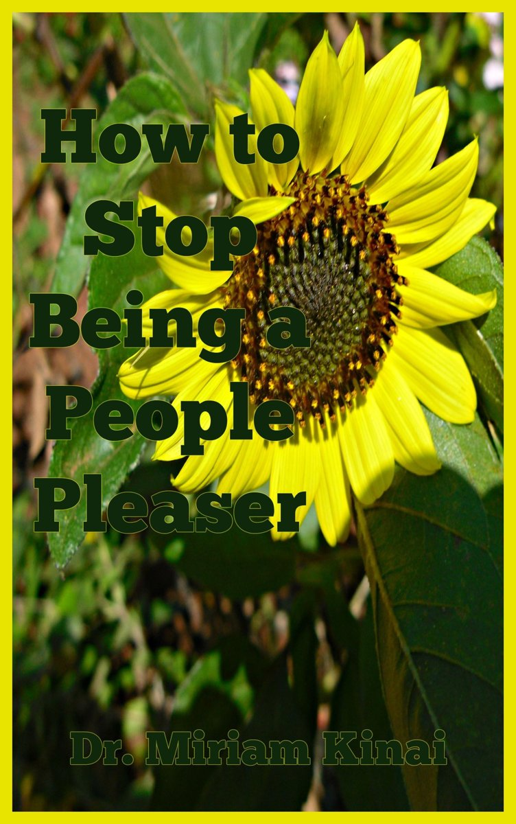 How to Stop Being a People Pleaser 2nd Edition