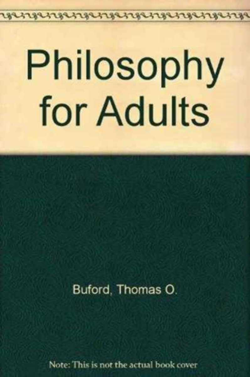 Philosophy for Adults