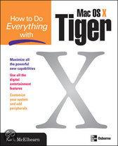 How to Do Everything with Mac Os X Tiger