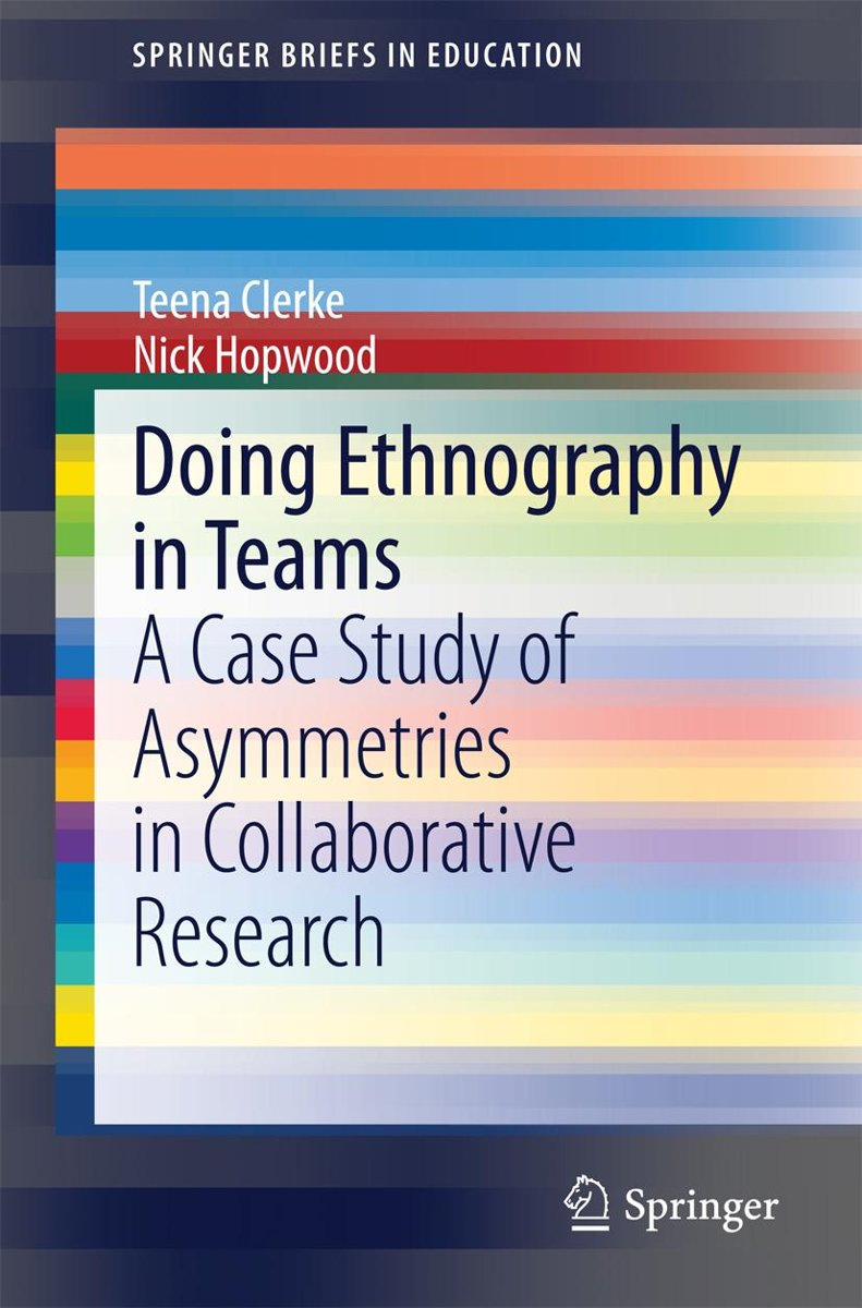 Doing Ethnography in Teams
