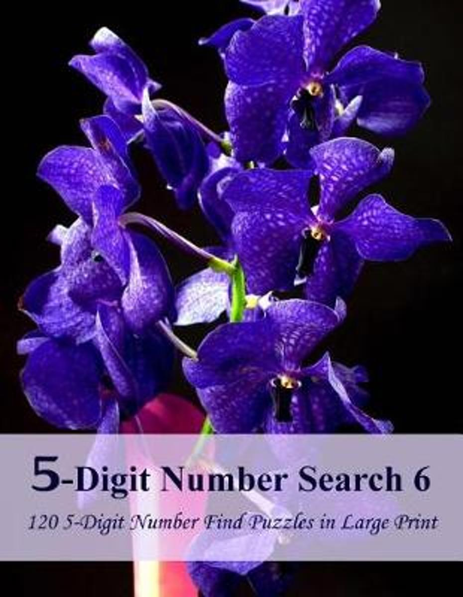 5-Digit Number Search 6
