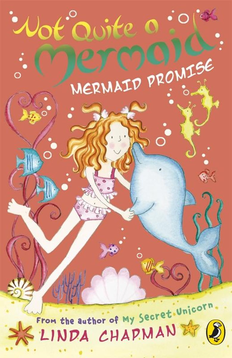 Not Quite a Mermaid: Mermaid Promise