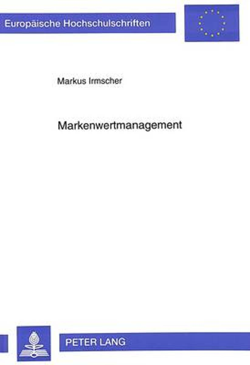 Markenwertmanagement