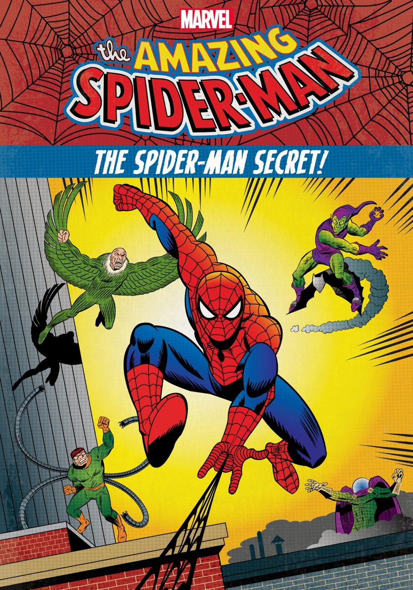The Amazing Spider-Man:: The Spider-Man Secret!