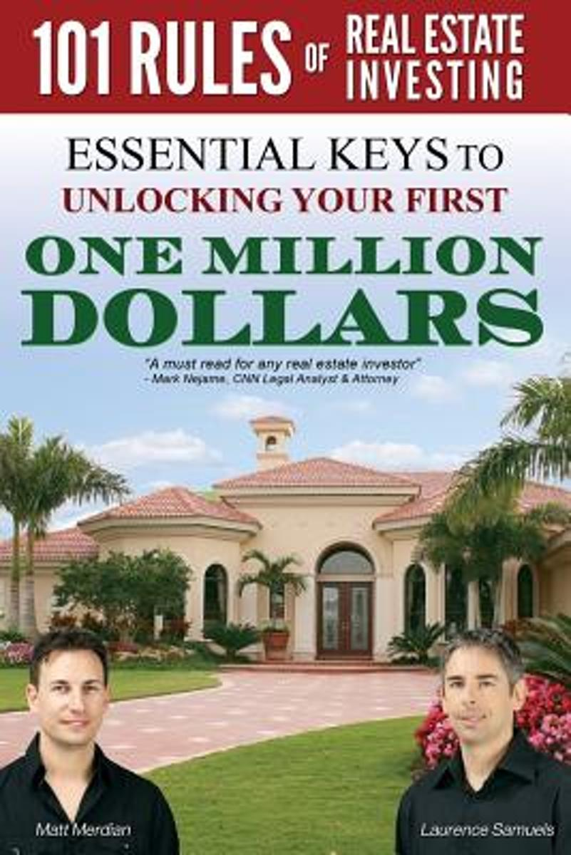 101 Rules of Real Estate Investing