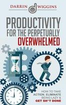 Productivity For The Perpetually Overwhelmed - How To Take Action, Eliminate Being Lazy & Get Sh*t Done