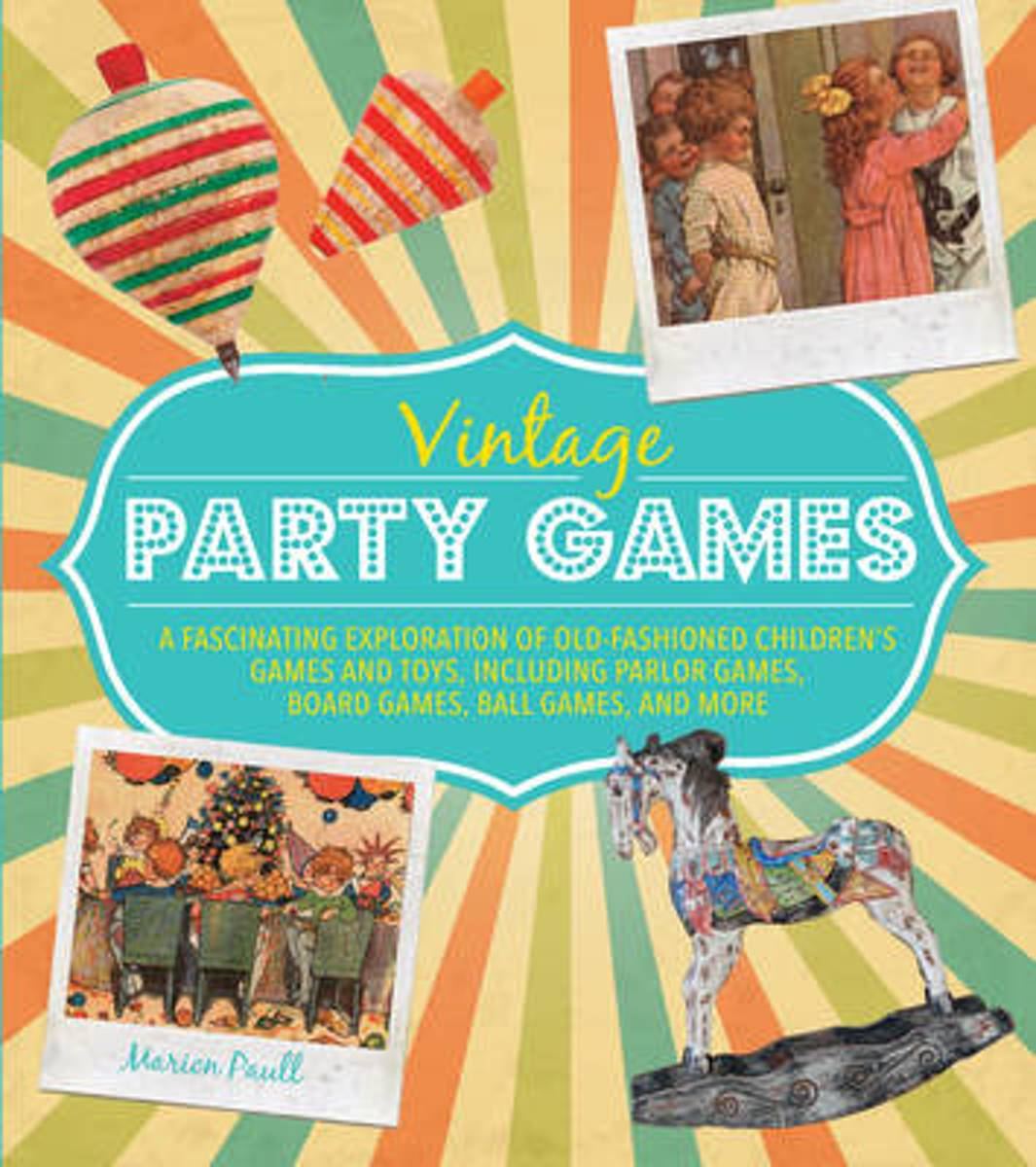 Vintage Party Games