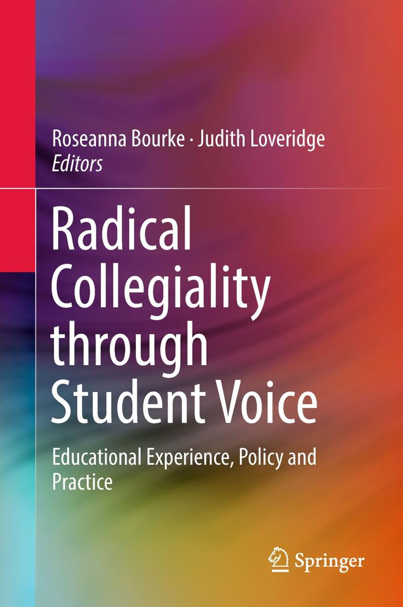Radical Collegiality through Student Voice