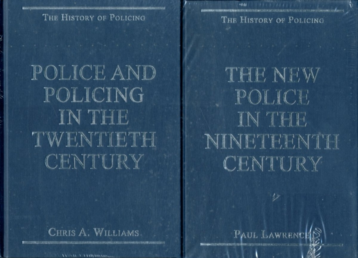 The History of Policing