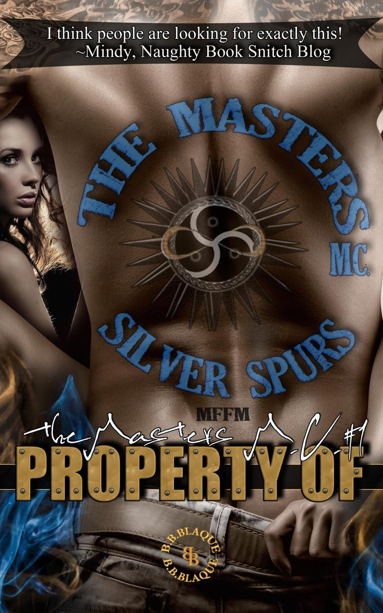 The Masters M.C. #1-Property Of