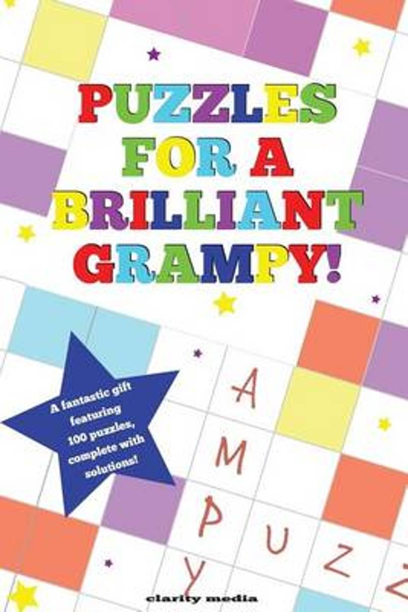 Puzzles for a Brilliant Grampy