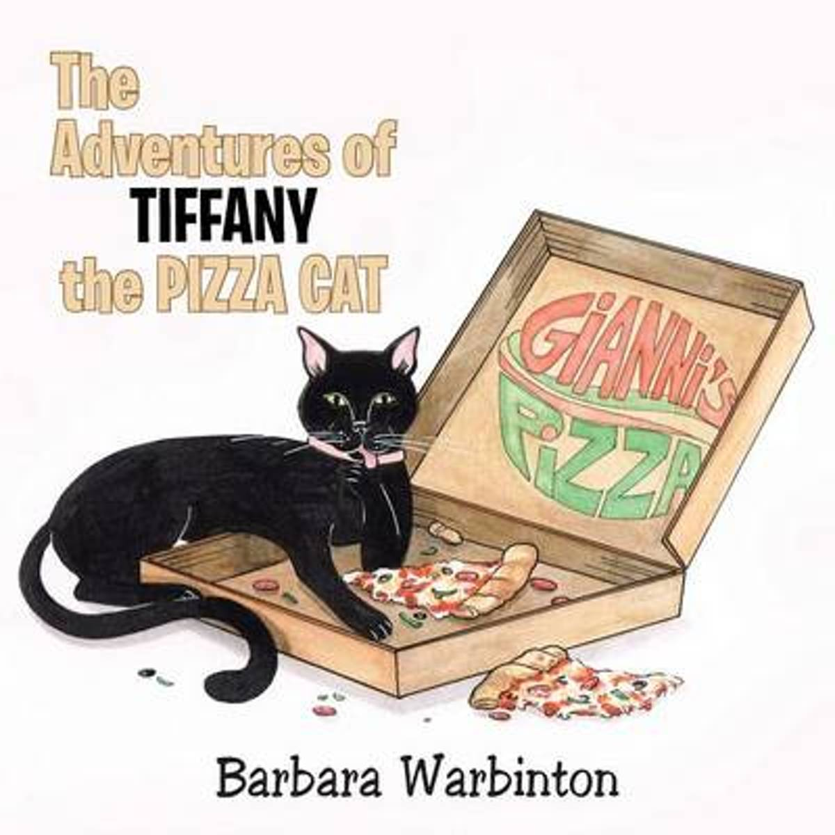 The Adventures of Tiffany the Pizza Cat