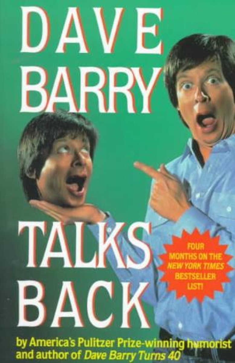 Dave Barry Talks Back