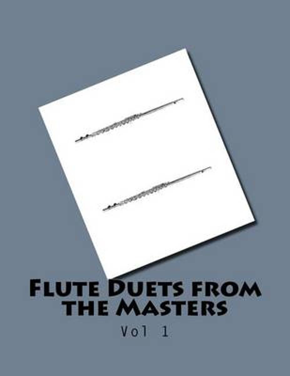Flute Duets from the Masters