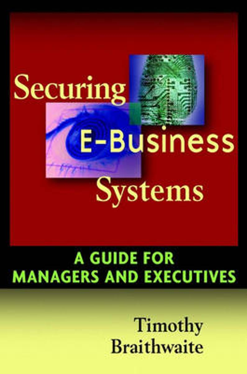 Securing e-Business Systems