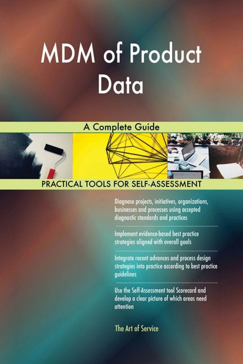MDM of Product Data A Complete Guide