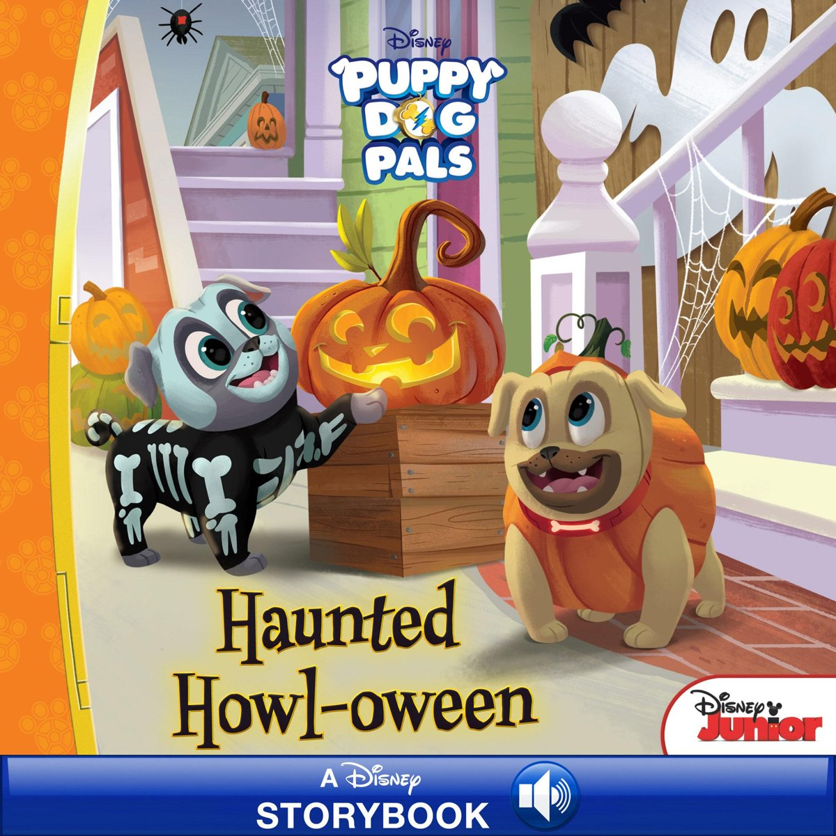 Puppy Dog Pals: Haunted Howl-oween
