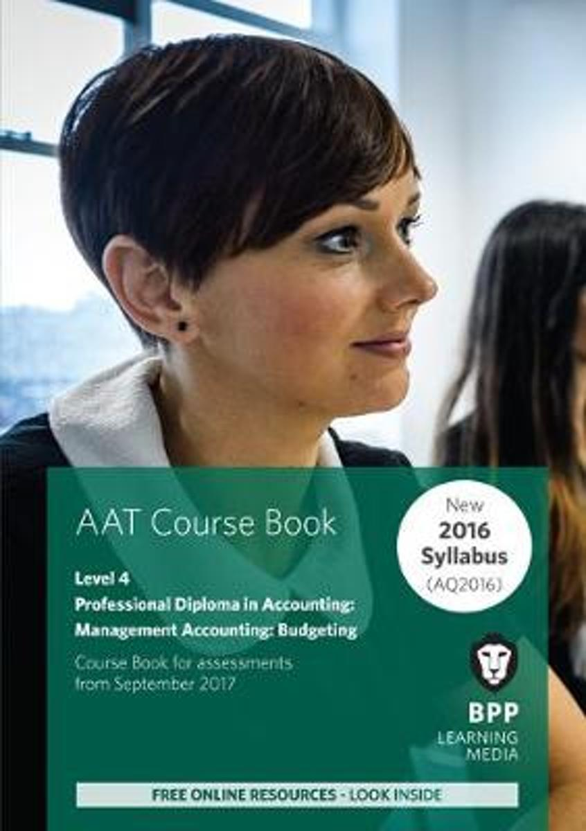 AAT - Management Accounting Budgeting