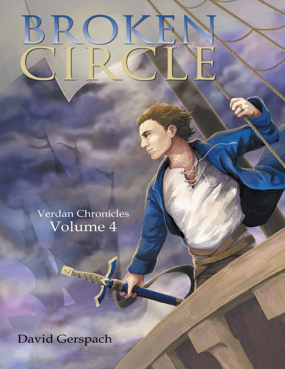 Broken Circle: Verdan Chronicles: Volume 4