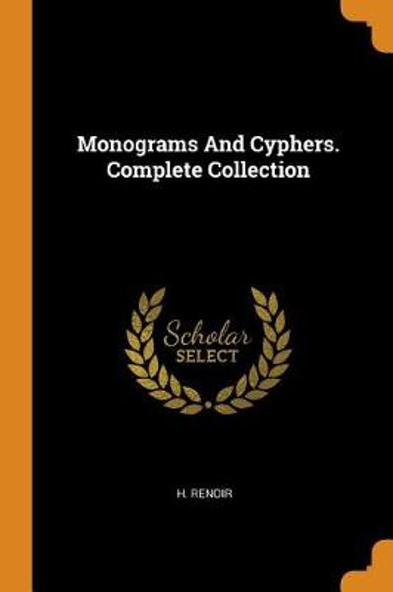 Monograms and Cyphers. Complete Collection