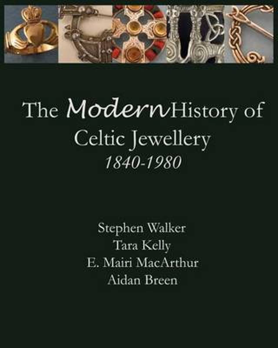 The Modern History of Celtic Jewellery