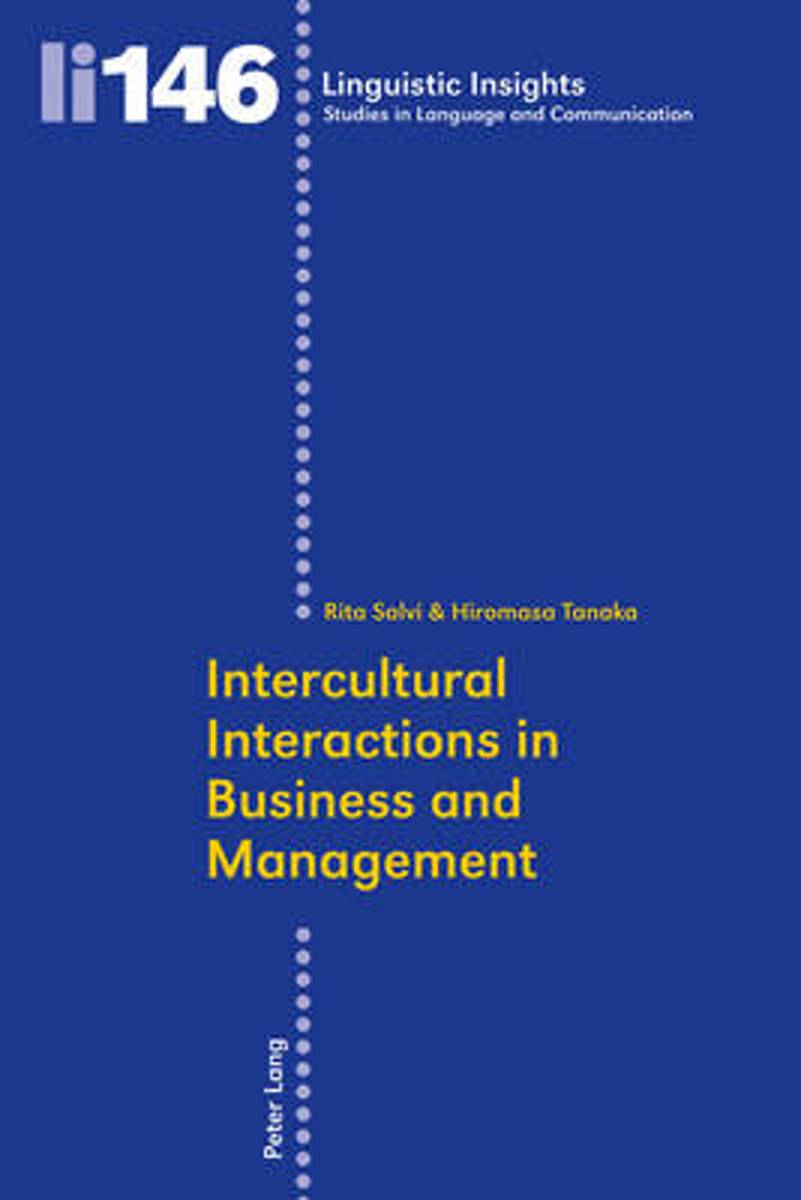 Intercultural Interactions in Business and Management