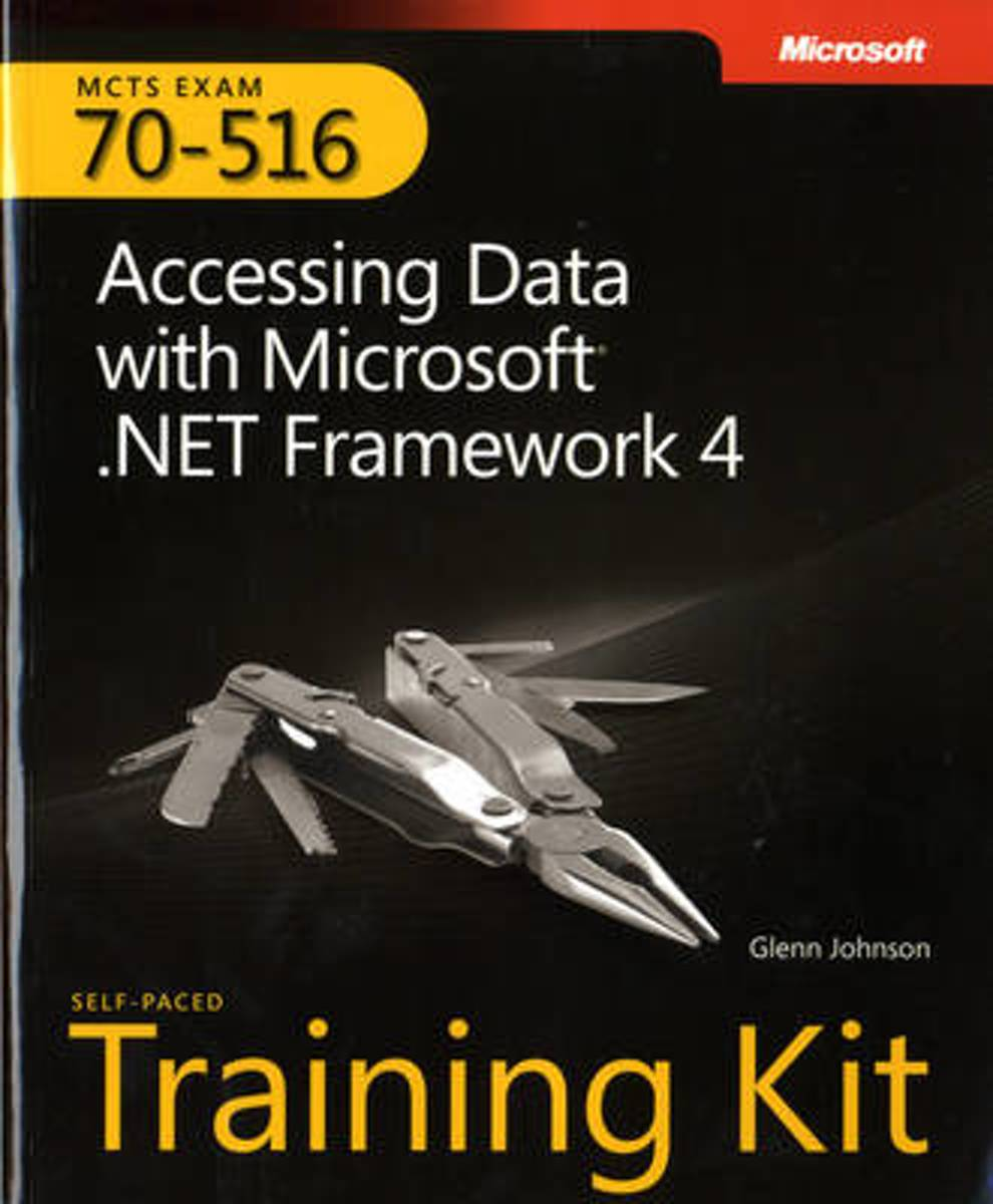MCTS Self-Paced Training Kit (Exam 70-516)