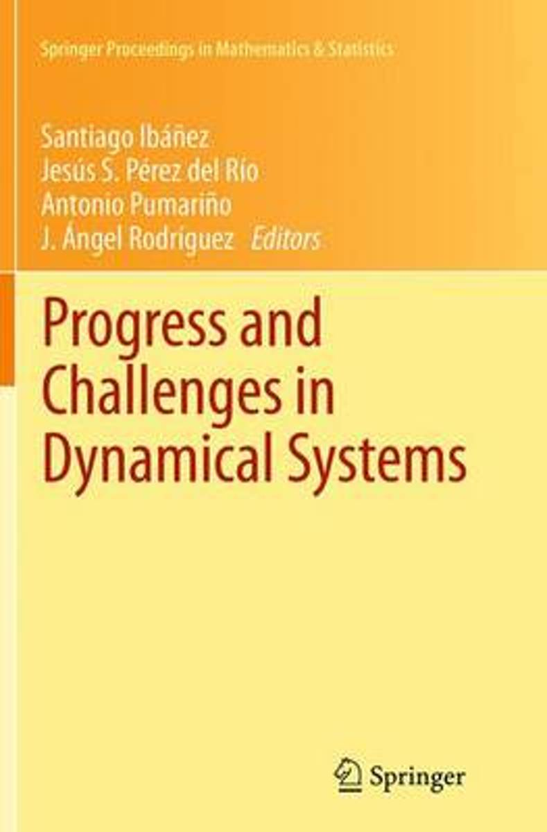 Progress and Challenges in Dynamical Systems