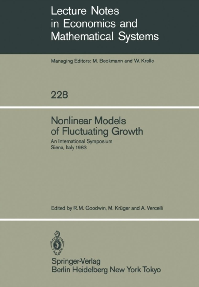Nonlinear Models of Fluctuating Growth
