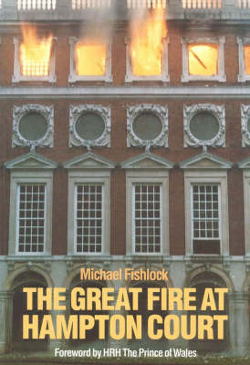 The Great Fire at Hampton Court