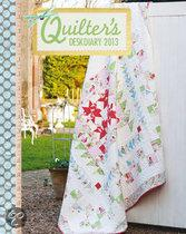 Quilter's Desk Diary 2013