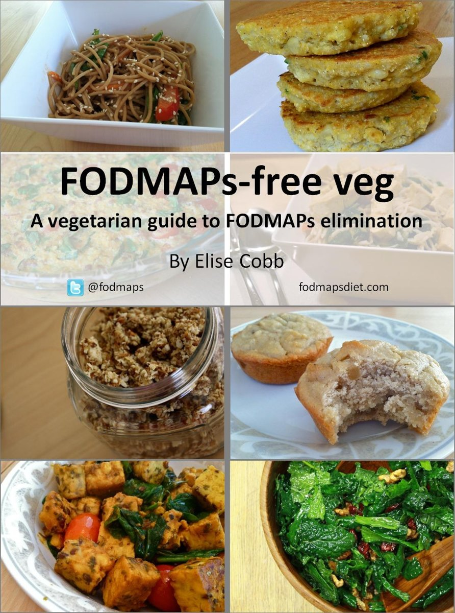 FODMAPs-free veg: A vegetarian guide to FODMAPs elimination