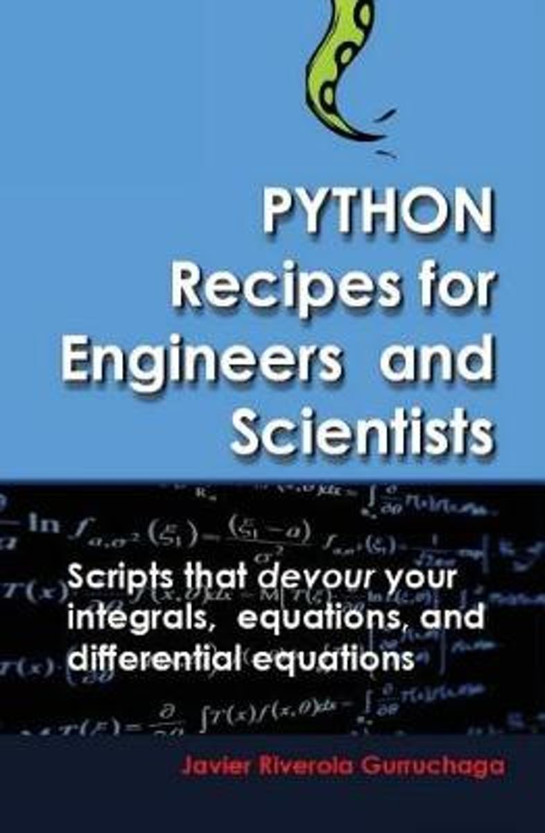 Python Recipes for Engineers and Scientists
