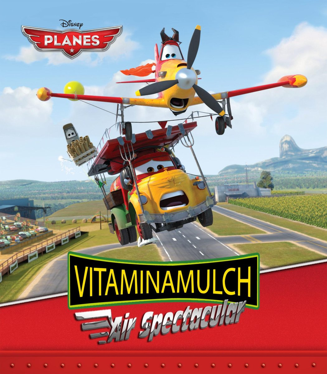 Planes: Vitaminamulch Air Spectacular