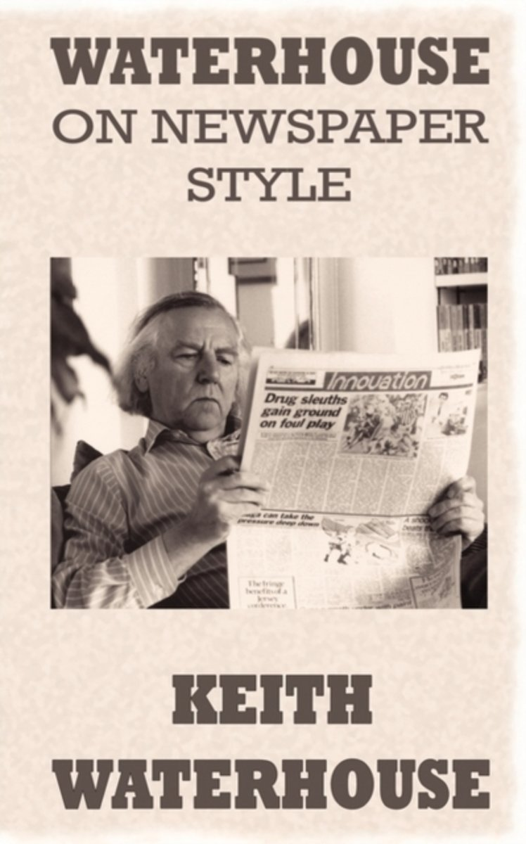 Waterhouse on Newspaper Style