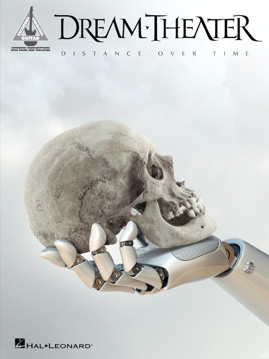 Dream Theater - Distance Over Time Songbook