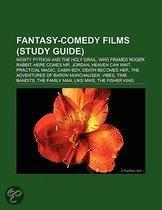 Fantasy-Comedy Films (Study Guide): Monty Python And The Holy Grail, Who Framed Roger Rabbit, Here Comes Mr. Jordan, Heaven Can Wait