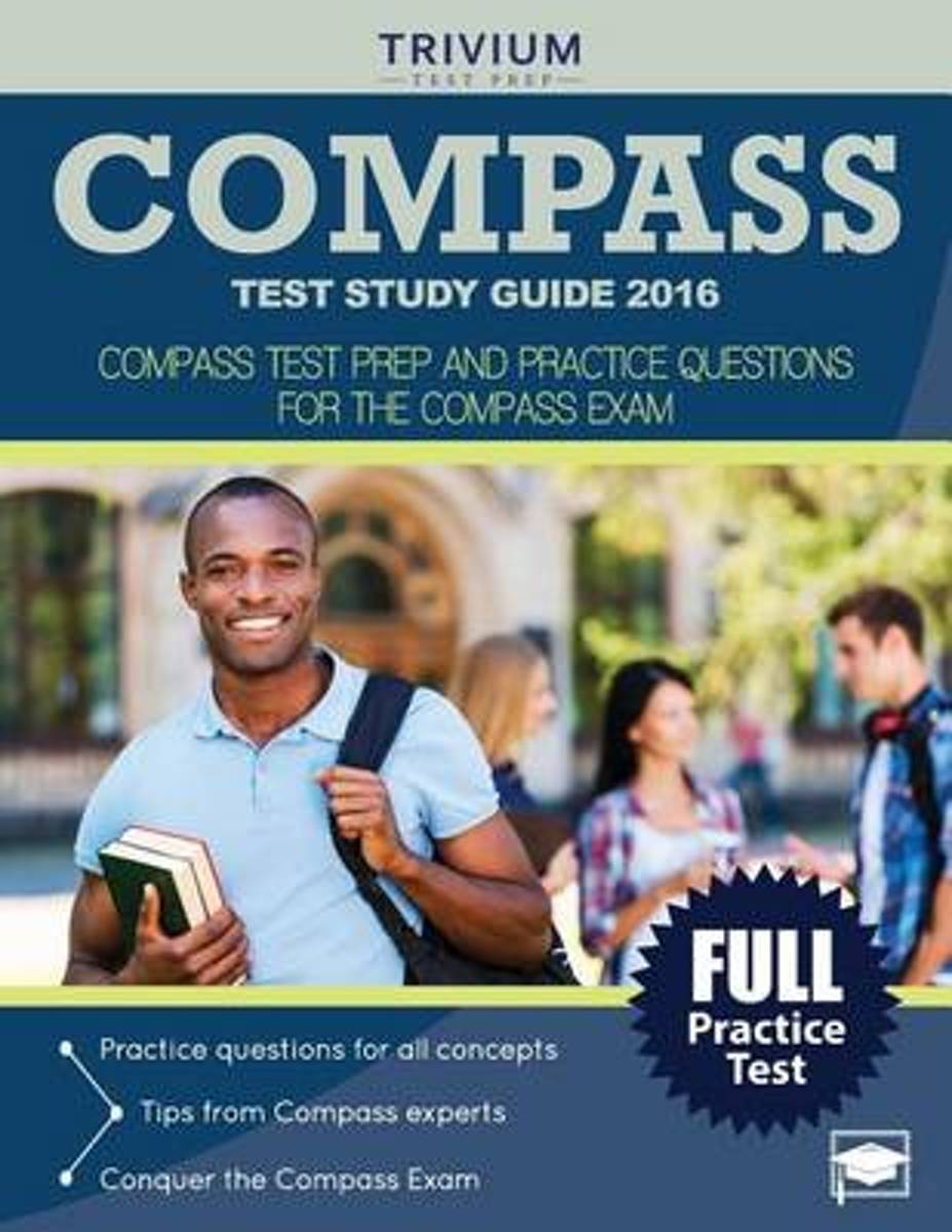 Compass Test Study Guide 2016
