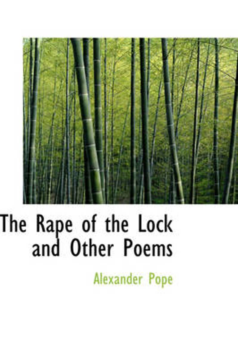 The Rape of the Lock and Other Poems