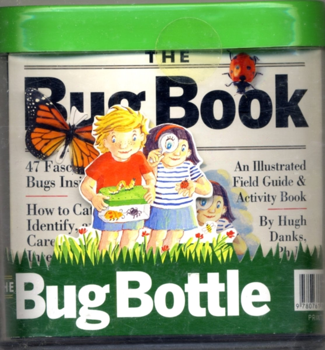 Bug Book and Bug Bottle, the
