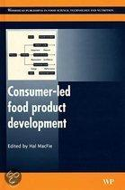 Consumer Led Food Product Development