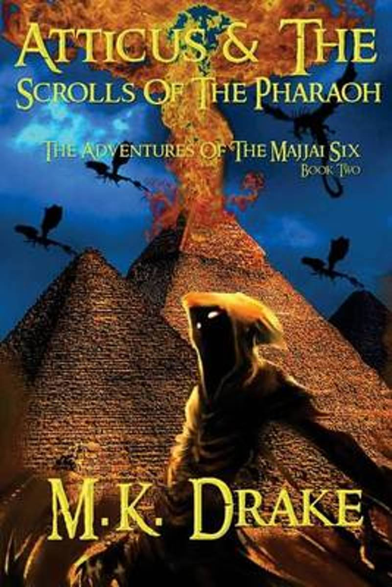 Atticus and the Scrolls of the Pharaoh