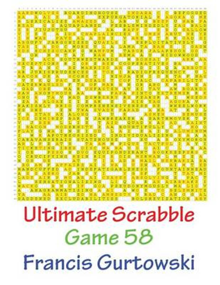 Ultimate Scabble Game 58