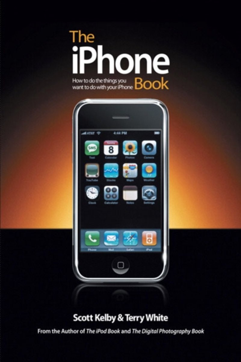 The Iphone Book image